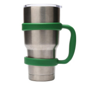 DIKEWANG Easy To Clean 890ml Stainless Steel Insulated Tumbler Mug Handle,Fits Securely In The Car Cup Holder