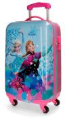 Disney 4191461 Frozen, Children's Luggage, Multicolour (Multicolor), 55 cm, 33 litres