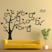Wall Stickers, KEERADS 3D DIY Tree PVC Wall Decals Adhesive Wall Stickers Mural Art Home Decor