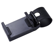 PriMI Car Steering Wheel Mobile Phone Mount Holder