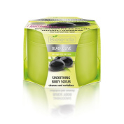 Bielenda BLACK OLIVE - Smoothing Body Scrub Peeling For Dry Skin And Very Dry Skin
