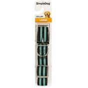 Simply Dog Neoprene Collar Mint Large