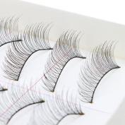 AGPtEK Handmade Natural Fashion Long False Eyelashes For Makeup