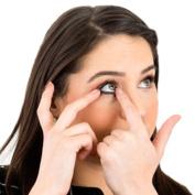 NEW 4PCS/SET Lightweight Natural Thick Eye Lashes 3D Magnetic Handmade Durable Women Thick False Eyelashes Tool 001