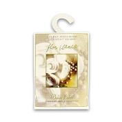3 x White Flowers - Scented Sachet