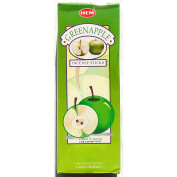 Hem Hex Green Apple 20 Stick Hex Tubes