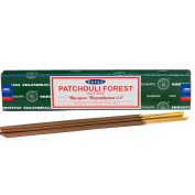 Incense Satya - Patchouli Forest 15 grammes