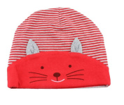 "(Red) Children's Fantasy Cap Fancy Kitten Cap Baby Cotton Idea Gift For Baby Unisex Baby"","