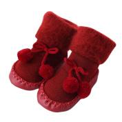 HLHN Baby Boy Girl Socks Cotton Children Floor Socks Anti-Slip Baby Step Socks