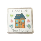 Good Luck in your New Home - Lucky Sixpence Keepsake Gift