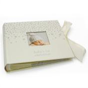 Baby's First Christmas Photo Album Gift Keepsake