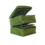 Yazzii G Double Organiser CA 220, Ggreen Petite