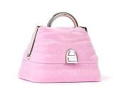 Jakerbing, Memory Being Creative Handbag Shape Ring & Gift Box – Pink