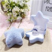 Jakerbing Starfish Jewellery Necklace Gift Box – Blue
