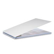 Pina Zangaro Machina 11x17 Landscape Screwpost Binder, Includes 20 Pro-Archive Sheet Protectors