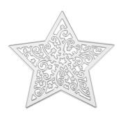 Kicode DIY Steel Star Cutting Cutter Die Handmade Stencil Embossing Scrapbooking Album Decorative Party