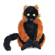 Red Ruffed Lemur Stuffed Animal by Wild Republic SOFT PLUSH TOY