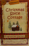 Christmas Spice Cottage Fragranced Sachet