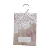 1x Hanging Fragrance Sachet Fresh Linen 60g