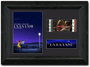 La La Land 35 mm Framed Film Cell Display Stunning Collectible Ryan Gosling Emma Stone