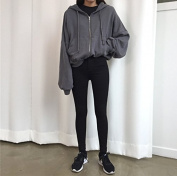 Malilove Autumn Colour Hoodie Cardigan Coat F Code