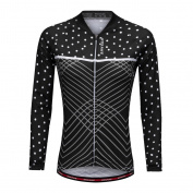 MagiDeal Woman's Cycling Clothing Bicycle Jersey Sportswear Long Sleeve Sportwear