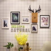 Photo wall living room photo frame combination hanging photo frame wall