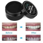 Beauty Top Teeth Whitening Powder Natural Organic Activated Charcoal Bamboo Toothpaste