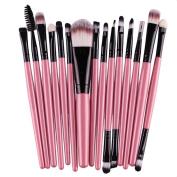 Beauty tools 15 makeup brush suit