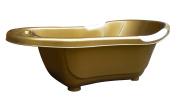 dBb Remond Solid Bathtub with Plug, Gold