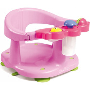 Bath Seat Collapsible Games Pink