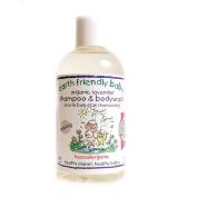 Earth Friendly Baby | Organic Lavender Shampoo & | 5 x 250ml
