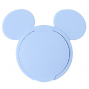 37YIMU 1 Pcs Reusable Baby Wet Paper Wipes Lid Clamshell Tissue Box Wet Paper lid Accessories Blue Mickey