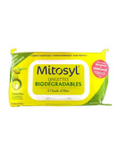 Mitosyl Biodegradable Wipes with Olive Oil 70 Wipes