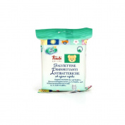 Trudi Baby 00430 Desi Nfizierende Wipes (Pack of 20), White