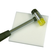 Cutting board + Rubber mallet. Mat Hammer for Sewing, Leather craft (#25