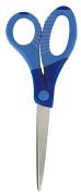 Wedo 17.5 cm Grippy Craft Scissor - Blue