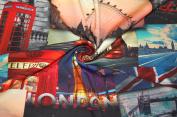 Jersey digital print – London 0,5 m