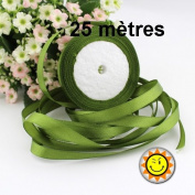 1 Roll x 10 mm per 25 metres Khaki