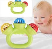 Kelaina Plastic Baby Hand Held Rattles for Child Favour Toys
