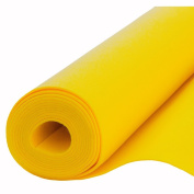 Felt Decoration Fabric 100cm wide x 4mm thick - per metre 0,5m Yellow