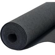 Felt Decoration Fabric 100cm wide x 4mm thick - per metre 0,5m Black