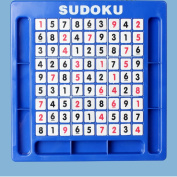 Sudoku Game Board Set Logic Number Puzzle Board Game Educational Toy