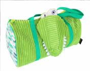 Les Deglingos Weekend Bag aligatos The Alligator
