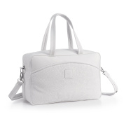 Alondra Barocco 1200 – 710 – Maternity Bag, White