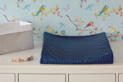 Kraft Kids Cover for Changing Mat Cover White Dots on Dark Blue