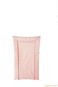 Kit for Kids Large Gingham Changing Mat - Pink
