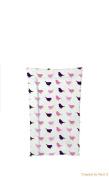 Kit For Kids Pink Bird Change Mat - Large