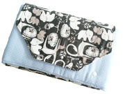 Atelier Miamia Nappy Bag, Changing Bag with Changing Mat On-The-Go Changing Mat Limited Edition