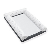 Alondra 631 – 179 – Changing Mat with Removable Cover for comfortable and Convertible Cot, 70 x 140 cm